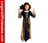 Princess Cosplay Costume вампира причудливый платья Halloween девушок