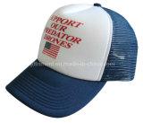 方法によって苦しめられるプリント急な回復のスポーツの網のトラック運転手の帽子(TRT060)