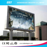 Diodo emissor de luz do brilho elevado SMD do Bst que anuncia telas, quadro de avisos ao ar livre 1r1g1b do diodo emissor de luz de IP65 P8