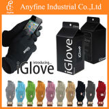 Iglove Warm Gloves para o PC de Tablet do iPhone de Capacitive Touch Screen Smartphone