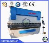 Dobladora hidráulica hidráulica de la placa de acero de WC67Y-250X4000 E21 PressBrake