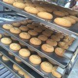 Four de cuisson rotatoire de Cookies&Bread de vente chaude
