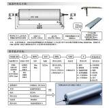 DC24V Trommel-Bewegungsenergien-Rolle motorisierte Trommel Dgbl60