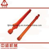 Maquinaria de construcción de Doosan DH200/300 de la asamblea doble de cilindro hidráulico para el excavador