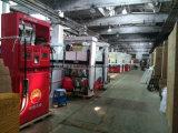 Equipamento do posto de gasolina, (4 indicam, impressora da nota, 2 multi-media) distribuidor do combustível da alta qualidade,