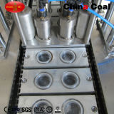 Automatische Vloeibare het Vullen van de Capsule van de Koffie Verpakkende Machine