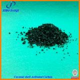 Carbonio attivato coperture della noce di cocco per purificazione di acqua