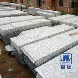 Escadas cinzentas Prefab naturais da telha de assoalho da pedra do granito na venda