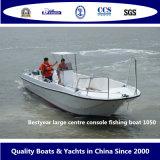 Barco de pesca grande de la consola de centro de Bestyear 1050