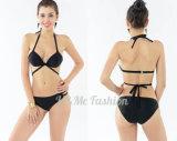 Swimwear Бикини Biquinis женщин новой конструкции горячий продавая открытый сексуальный