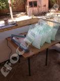 Máquina de empacotamento semiautomática do gelo da câmara de ar/gelo do cubo