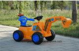Jouet électrique automatique d'excavatrice pour des gosses