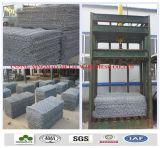 Tela de seda tecida Gabion/Gabion da gaiola da pedra da tela de Galfan da fábrica de China (XM-DV)