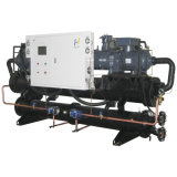 Тип охлаженное водой оборудование винта рефрижерации