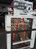 Máquina fundida da película da película de Rewinder plástico dobro