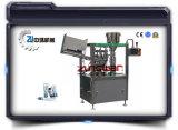 Enchimento da câmara de ar e máquina de alumínio automáticos da medicina da máquina da selagem