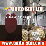 Rojo orgánico 8 del pigmento para la impresión de materia textil
