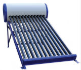 Chauffe-eau chaud solaire de tube électronique faible/à haute pression Integrated compact de collecteur d'énergie de système solaire d'acier inoxydable de /Unpressure/Non-Pressurized