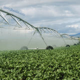 中心ピボット用水系統