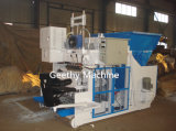 Mobile hohle Maschine des Block-Qmy12-15 in Philippinen