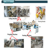 중국 국수 완전히 자동적인 무게를 단 및 포장 기계
