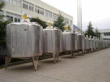 Tanque agitador de leite de alta qualidade 1000L