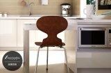 La melamina de alta calidad de superficie Mobiliario de cocina moderna (ZG-039)