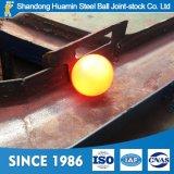 20-150 la alta calidad del milímetro forjó/las bolas de pulido echadas para la explotación minera