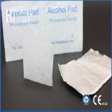 Almofadas para preparação de álcool não tecidas descartáveis de alta qualidade Preço