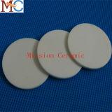 El 95% disco de cerámica del alúmina blanco 99.7% Al2O3