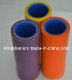 Tuyau de radiateur coloré de silicone Uesd pour des pièces de camion