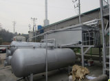 Plastikreaktor der pyrolyse-10ton des Geräten-Q345 R