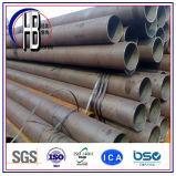 テンシンの鋼管! 石油およびガスのためのERWの炭素鋼の管によって溶接される鋼管