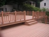 Decking estratificado do revestimento de HPL