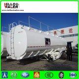 Water, Melk, de Aanhangwagen van de Tank van het Roestvrij staal van het Vervoer Ss304 van de Olie