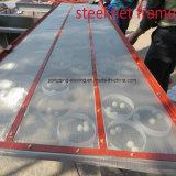 大きい容量の石炭の粒子の線形振動スクリーン(DZSF-525)