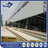 Gebrauchsfertige vorfabrizierte Fertighaus-/Zwischenlage-Panel-Lager-Stahlkonstruktion