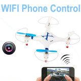Nuevo Cheerson Cx-30W para iPhone/iPad/Android Fpv WiFi Control Quadcopter 2.4G 6 Axis Drones con Camera HD
