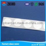 ISO ampliamente utilizada 14443 A.M. 1 S50 de la etiqueta engomada/de la etiqueta de NFC
