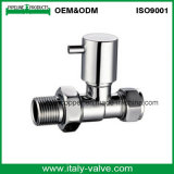 Diez años de garantía de calidad de latón de la válvula de radiador (AV3066)