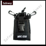 Sac de transport radio bidirectionnel Msc-20b pour Walkie Talkie