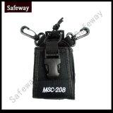 La radio bi-directionnelle de Msc-20b portent le sac pour le talkie-walkie