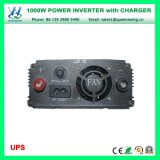 инвертор солнечной силы 1000W DC12V AC220V с заряжателем UPS (QW-M1000UPS)