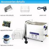 nettoyeur 10L ultrasonique utilisé par industrie pour le nettoyage graisseux de pièces