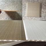 PVC材料25cmの幅の防水ラミネーションの壁パネル
