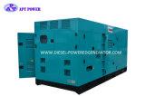 Geluiddichte Diesel Googol Generator De Generator van de Macht van 3 Fase van de Waterkoeling