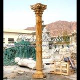 Gouden Kolom Calciun voor Decoratie mcol-305