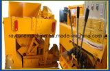 Grosser Ladeplatte-Freier beweglicher beweglicher hohler Block-Vollziegel der Kapazitäts-Qtm6-25, der Maschine herstellt