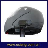 Auriculares super do capacete da motocicleta com uma comunicação do intercomunicador do Motociclista-à-Motociclista de 800m