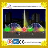 Diseño de la fuente de agua del baile del casino